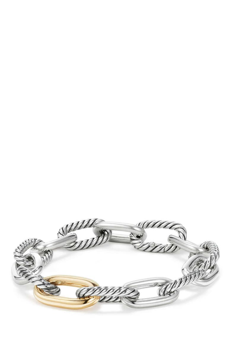 DAVID YURMAN DY Madison Chain Medium Bracelet, Main, color, 710