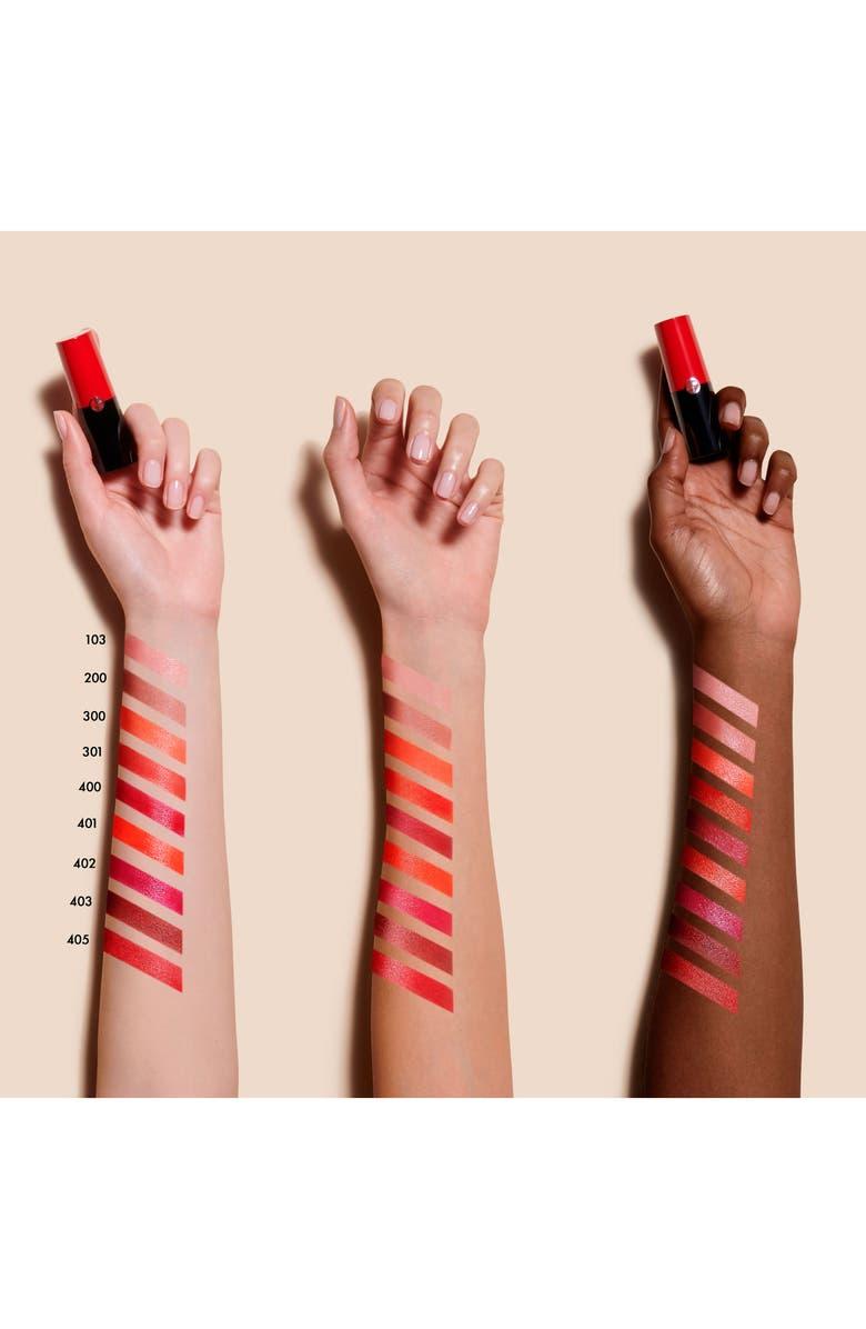 GIORGIO ARMANI Rouge d'Armani Lipstick, Main, color, 007
