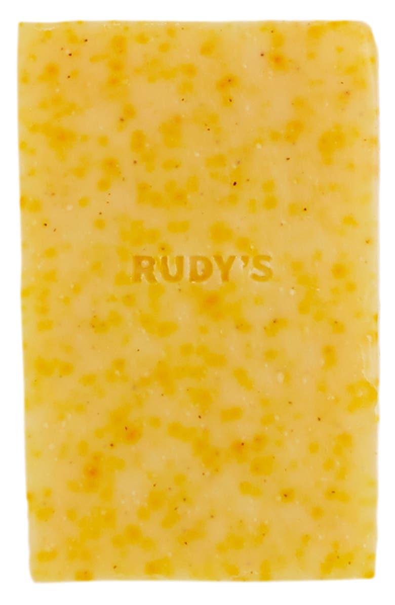 RUDY'S Barbershop Moisturizing Body Bar, Main, color, NO COLOR