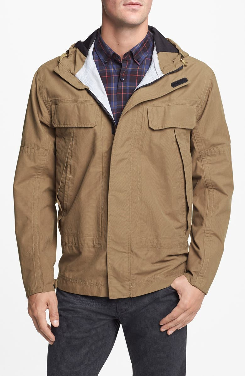 TIMBERLAND 'Cutwater' Jacket, Main, color, 258