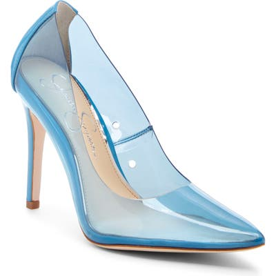 Jessica Simpson Pixera Pump- Blue