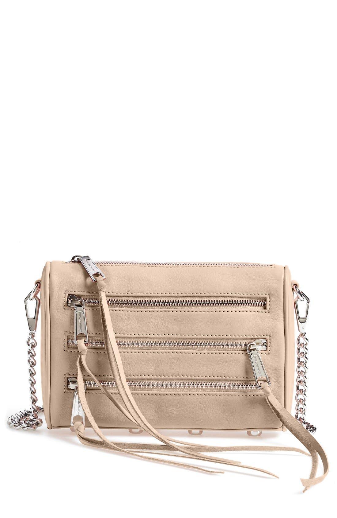 ,                             'Mini 5 Zip' Convertible Crossbody Bag,                             Main thumbnail 10, color,                             250