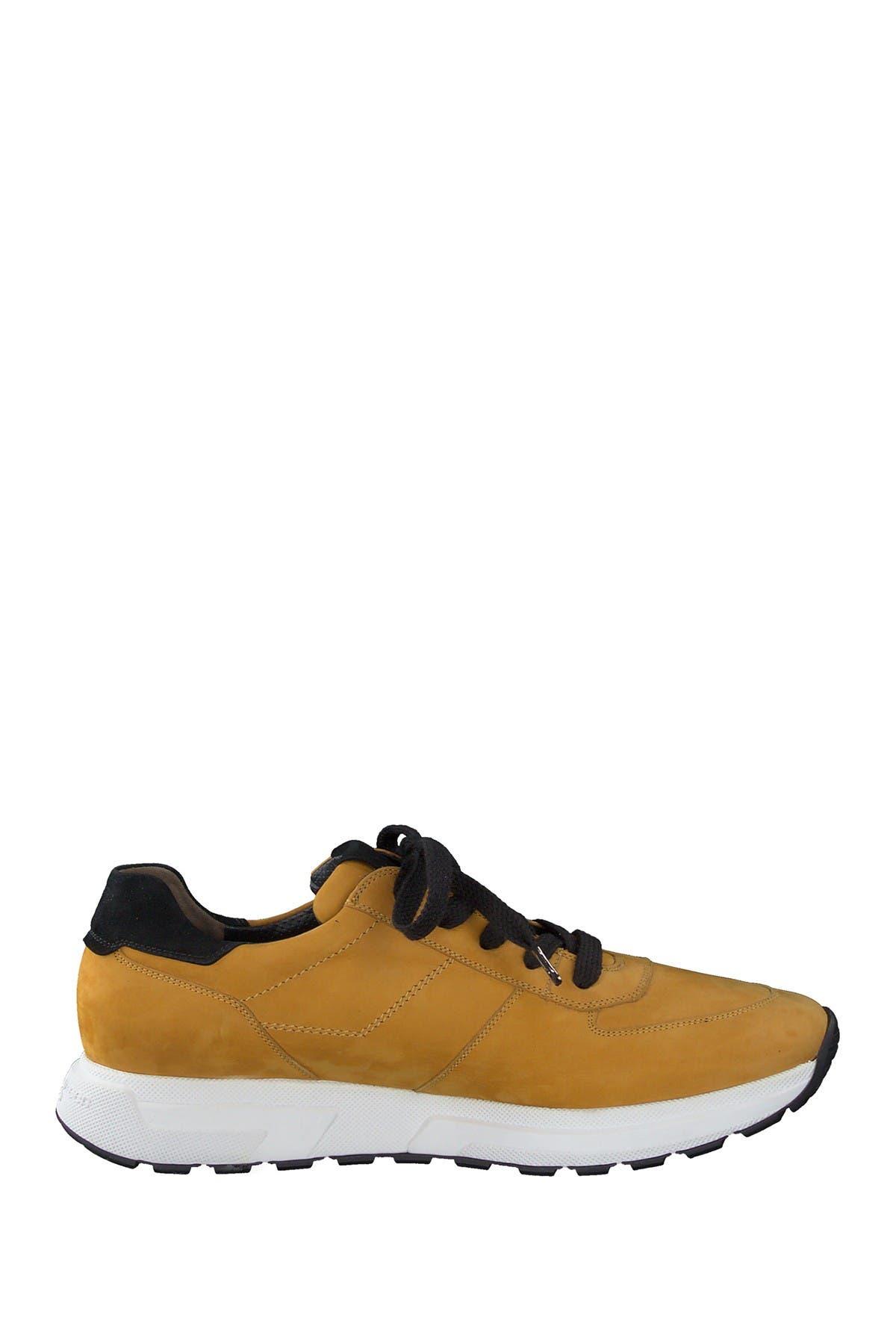 Image of Paul Green Suede Sport Sneaker