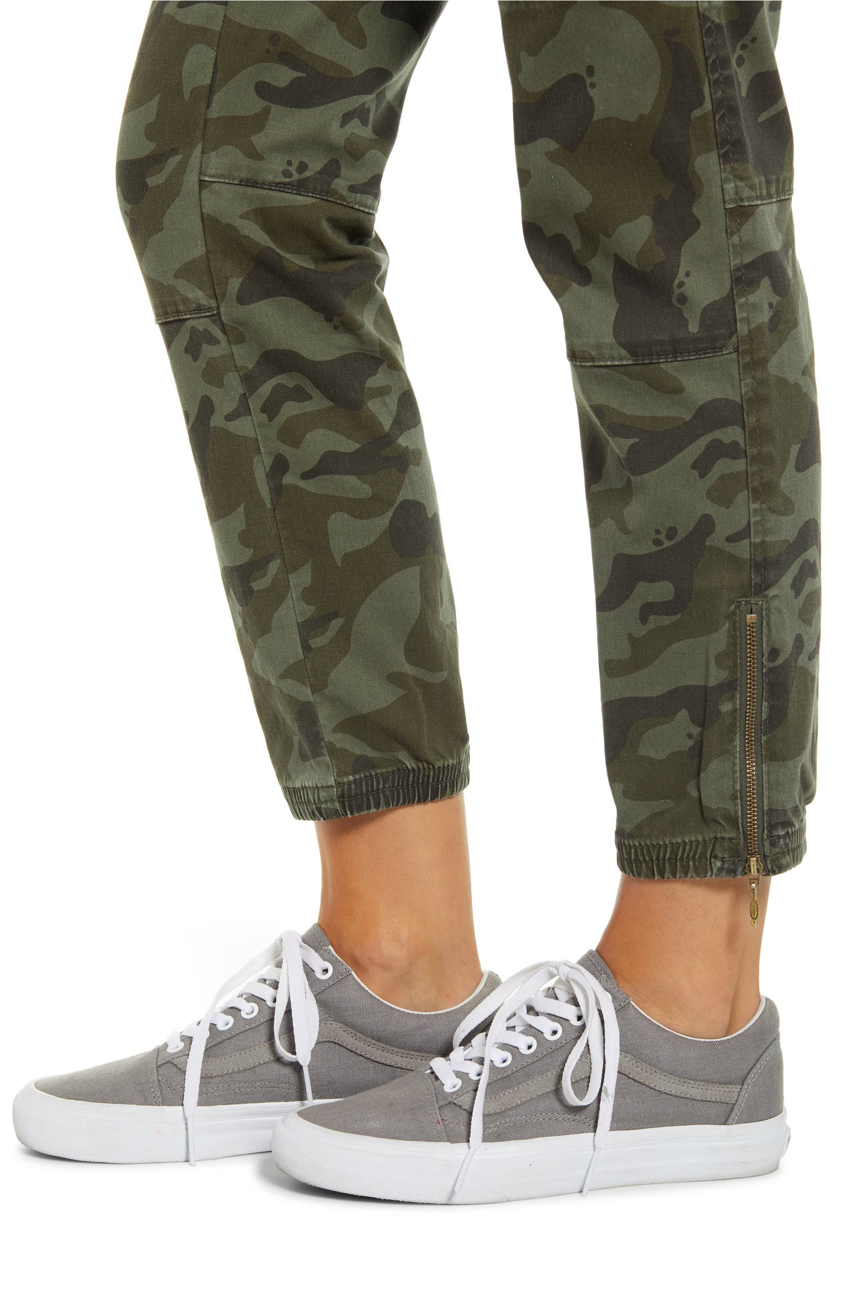 perfect quality real deal arrives Camo Stretch Twill Joggers