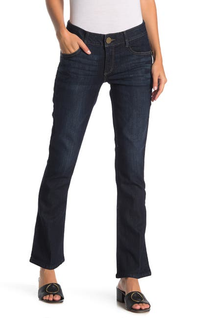 Image of Democracy Ab Tech Itty Bitty Boot Jeans