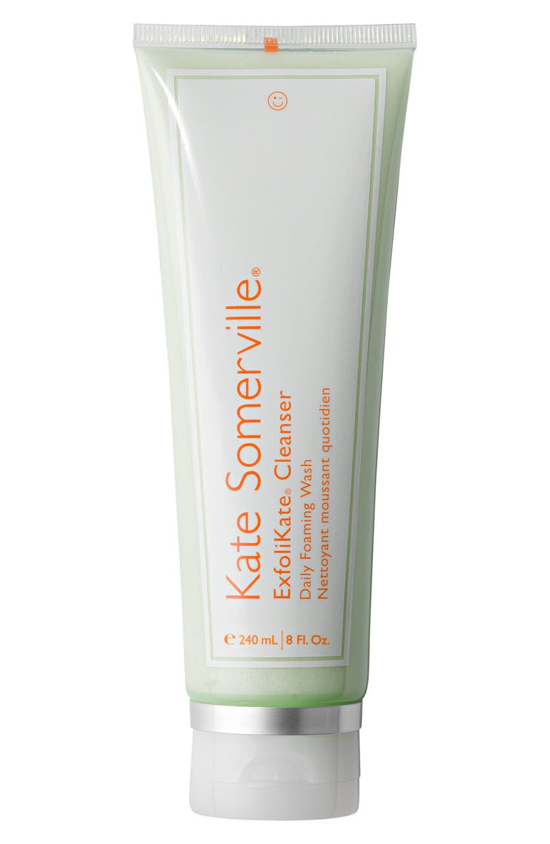 KATE SOMERVILLE<SUP>®</SUP> Jumbo ExfoliKate<sup>®</sup> Cleanser Daily Foaming Wash, Main, color, NO COLOR