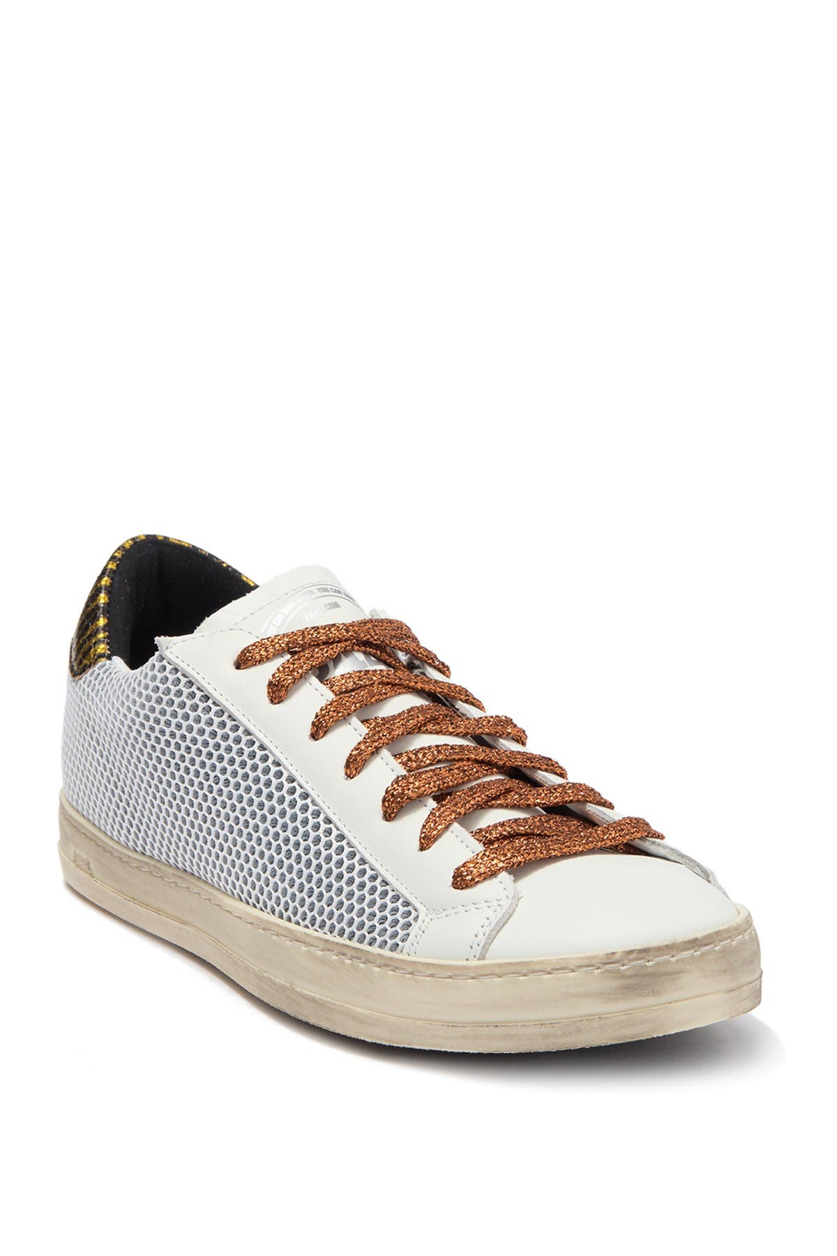 Image of P448 John Lace-Up Sneaker
