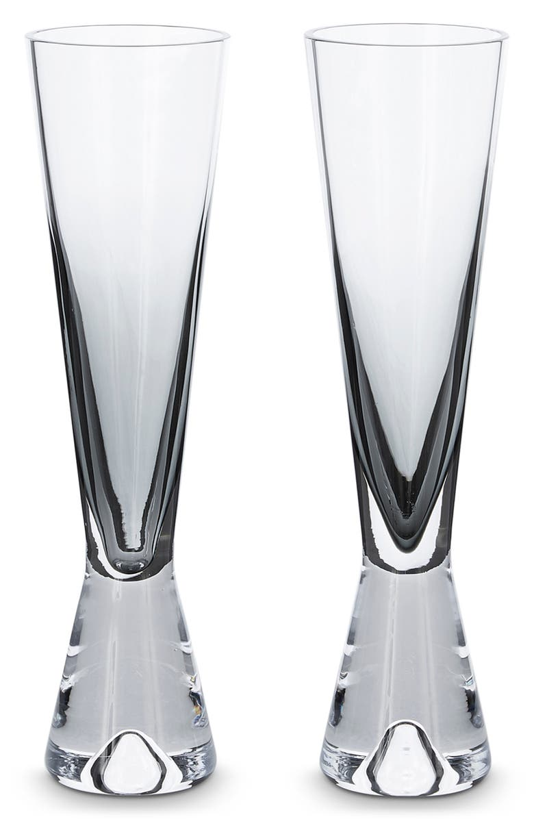 TOM DIXON Tank Set of 2 Champagne Glasses, Main, color, 020