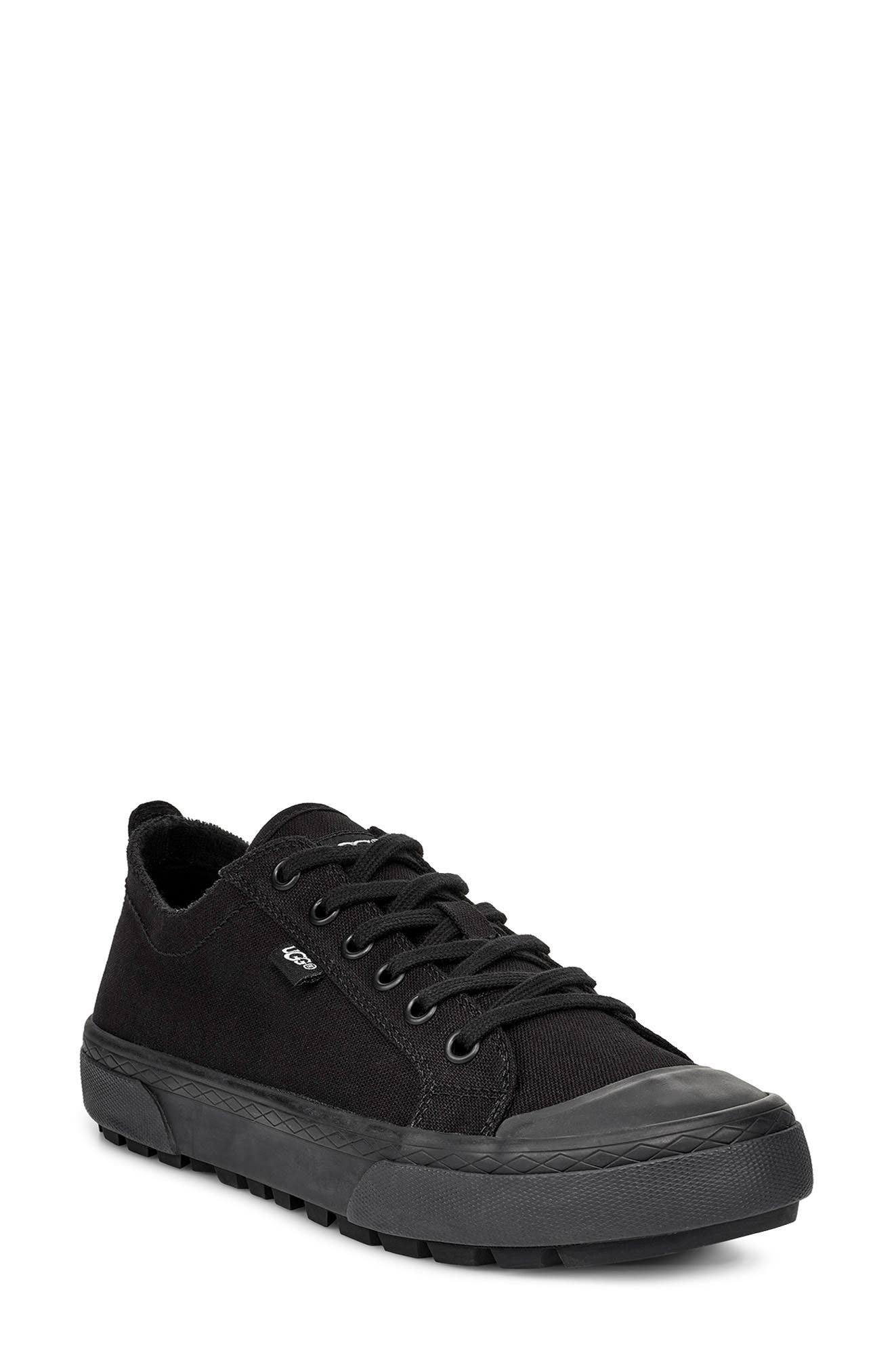 Ugg Aries Platform Sneaker- Black