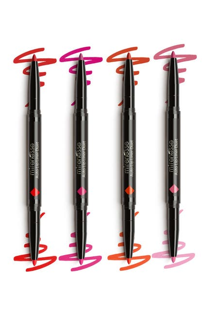 Image of Mirenesse 8 Colour Lip Liner Duet Mania - Insta Faves