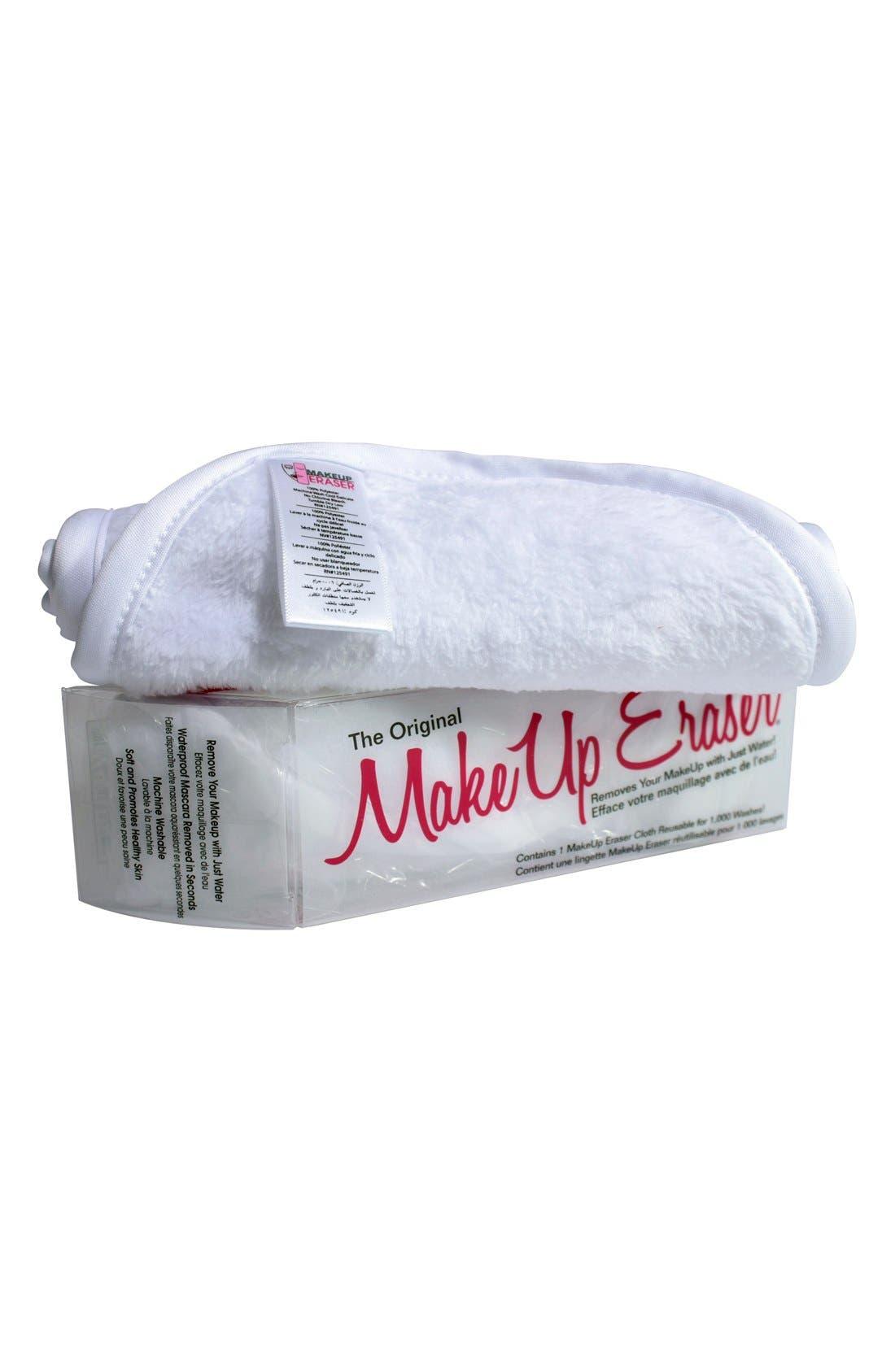 Image of The Original MakeUp Eraser Clean White MakeUp Eraser