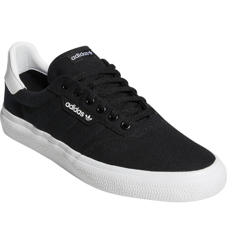 ADIDAS 3MC Skateboarding Sneaker, Main, color, 001