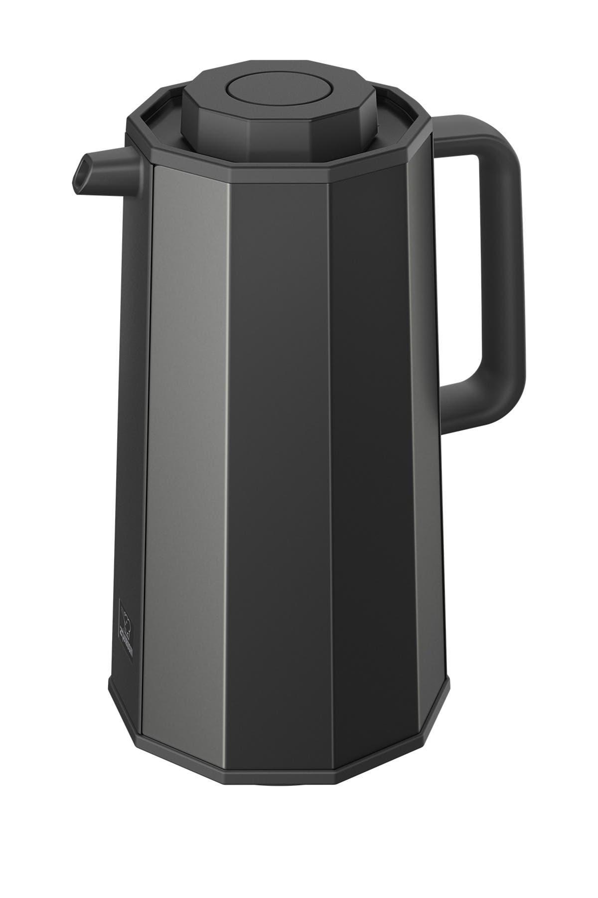 Image of ZOJIRUSHI Glass Vacuum Carafe - Black