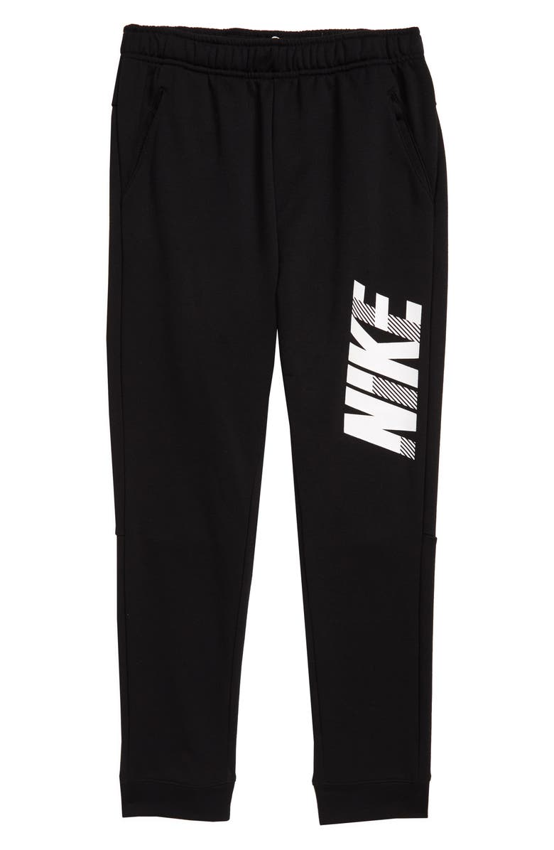 810376759a Nike Tapered Graphic Dri-FIT Training Pants (Little Boys & Big Boys ...