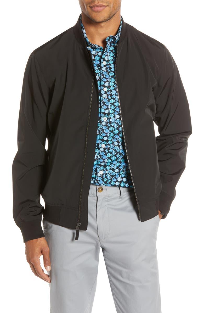 BONOBOS Bomber Jacket, Main, color, 001
