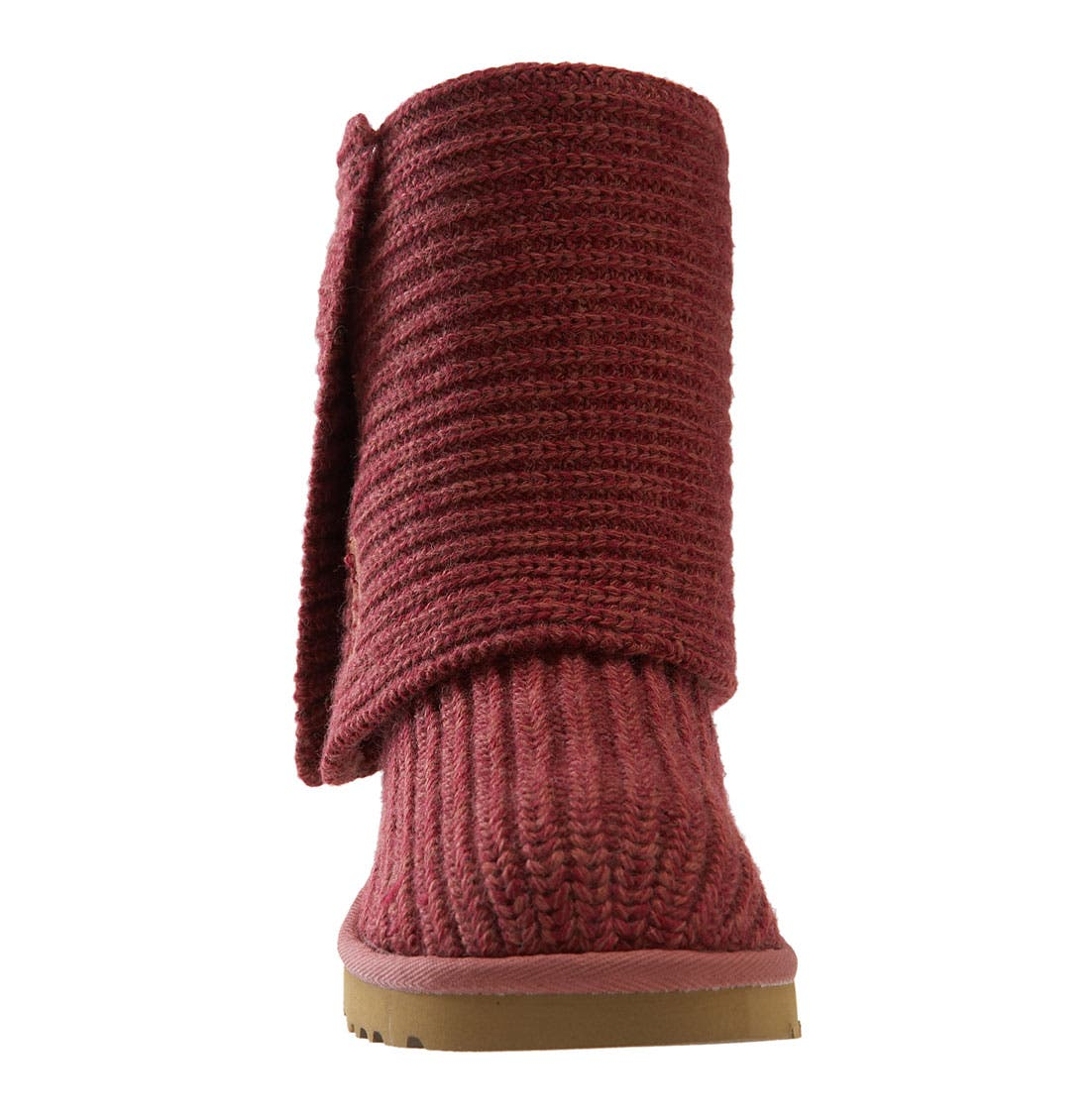 ,                             'Cardy' Classic Knit Boot,                             Alternate thumbnail 51, color,                             605
