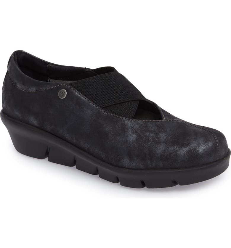 Wolky Cursa Slip On Sneaker Women