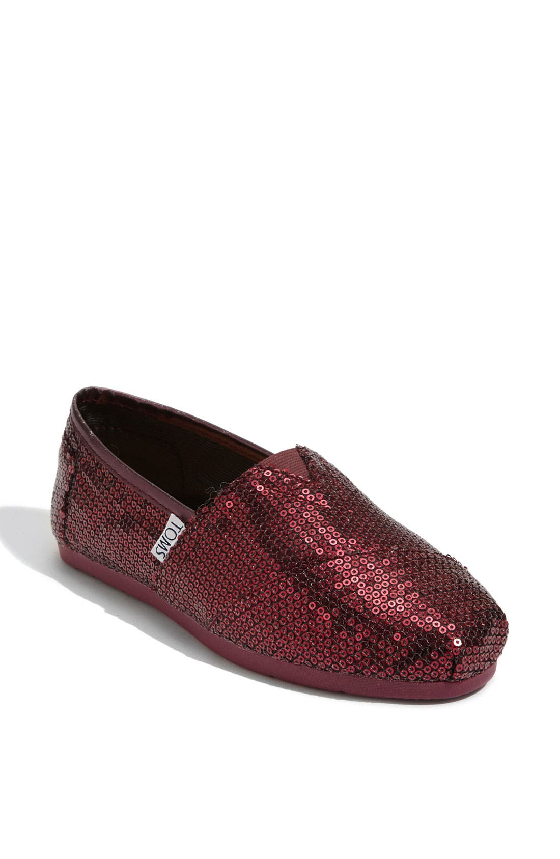 ,                             'Classic - Sequins' Slip-On,                             Main thumbnail 5, color,                             500