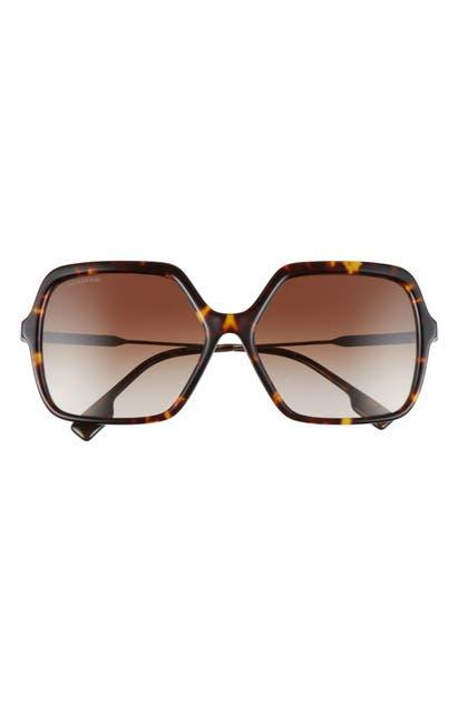 Burberry Sunglasses 59MM SQUARE SUNGLASSES