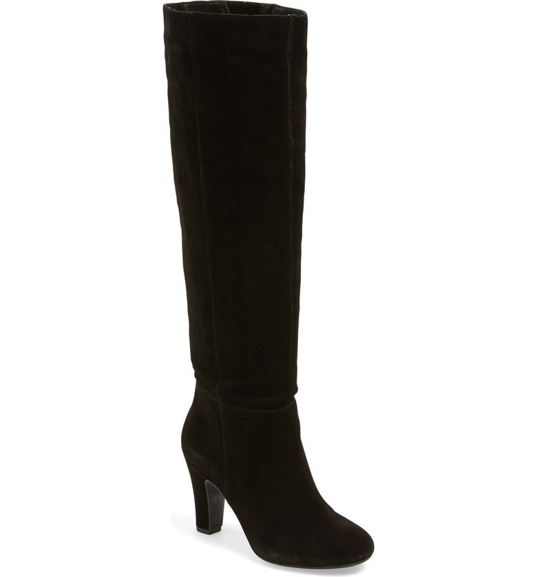 JESSICA SIMPSON 'Ference' Tall Boot, Main, color, 001