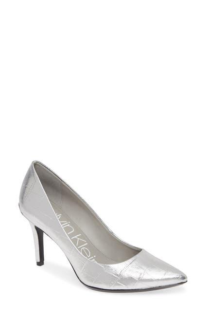 Image of Calvin Klein Gayle Pointed Toe Pump