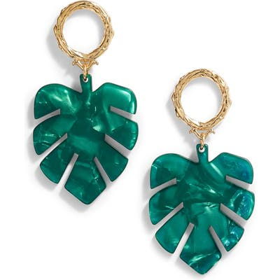 Bracha Palm Drop Earrings