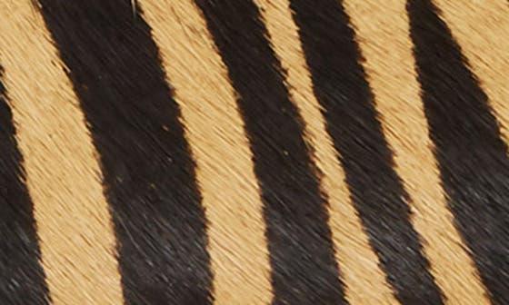 ZEBRA PRINT CALF HAIR