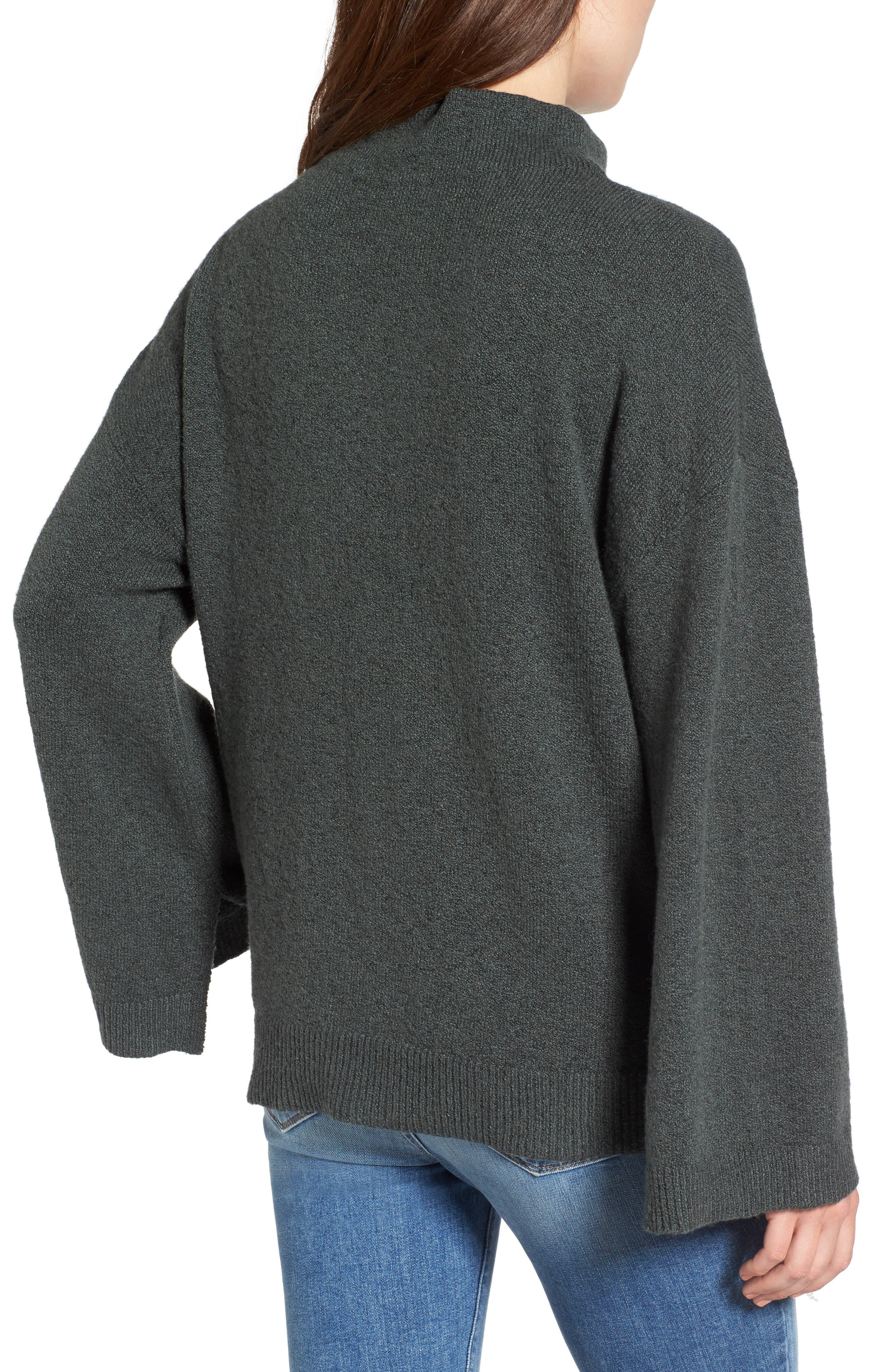 ,                             Dolman Sleeve Sweater,                             Alternate thumbnail 8, color,                             021