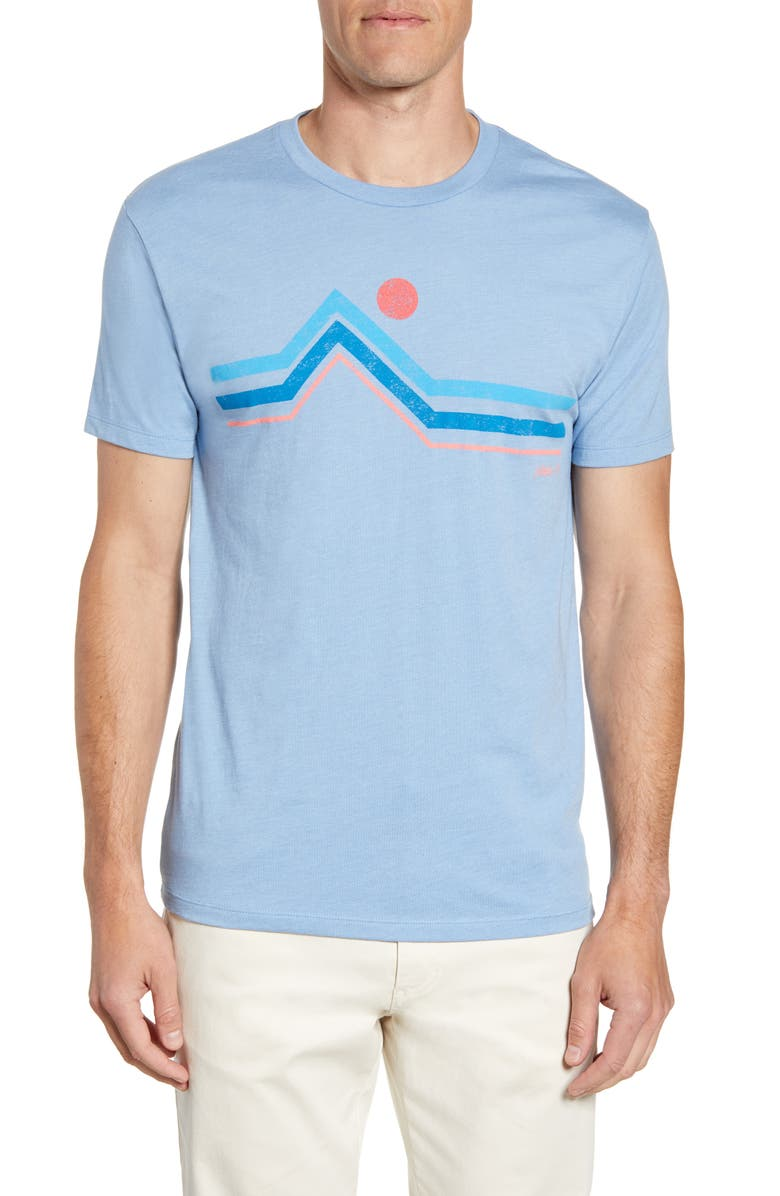 1a7bb4eb05 johnnie-O Linearscape Classic Fit Graphic T-Shirt | Nordstrom