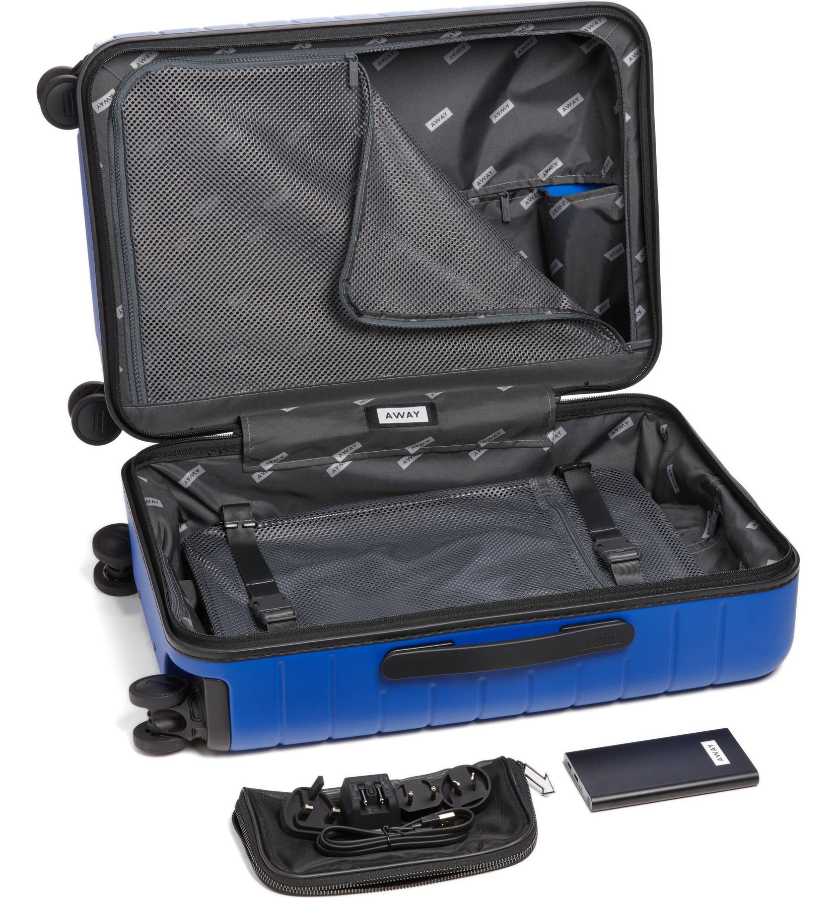 35ecc60a1a Away The Bigger Carry-On Hard Shell Suitcase (Nordstrom Exclusive) |  Nordstrom