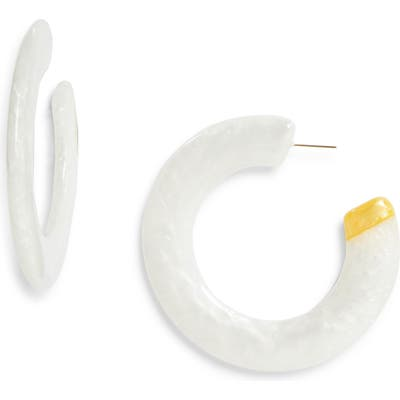 Cult Gaia Kennedy Hoop Earrings