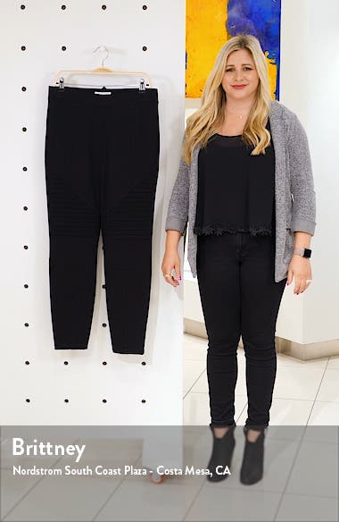Two by Vince Camuto Ponte Leggings, sales video thumbnail