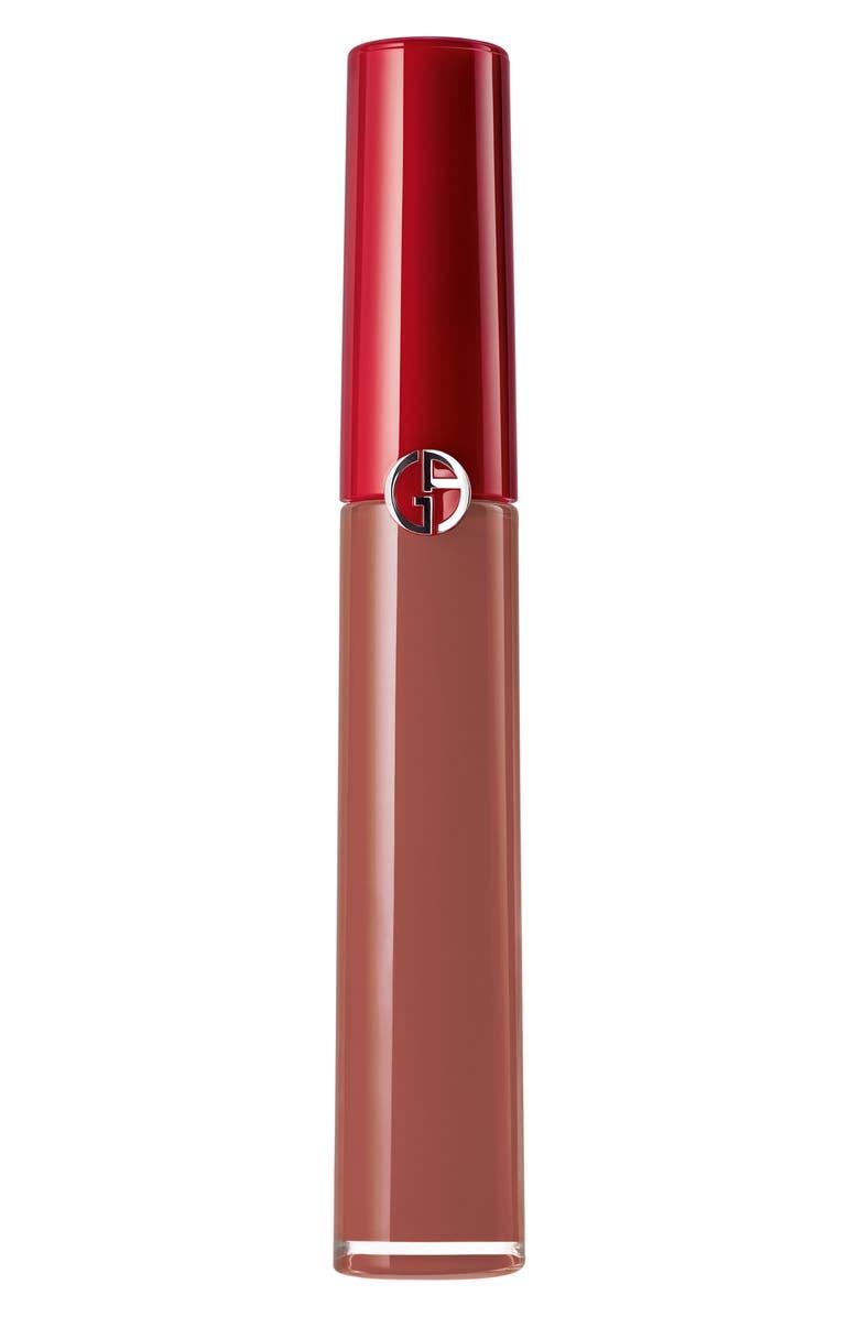 GIORGIO ARMANI Lip Maestro Lip Stain, Main, color, 102 SANDSTONE