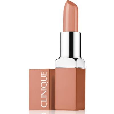 Clinique Even Better Pop Lip Color Foundation Lipstick - 01 Eyelet