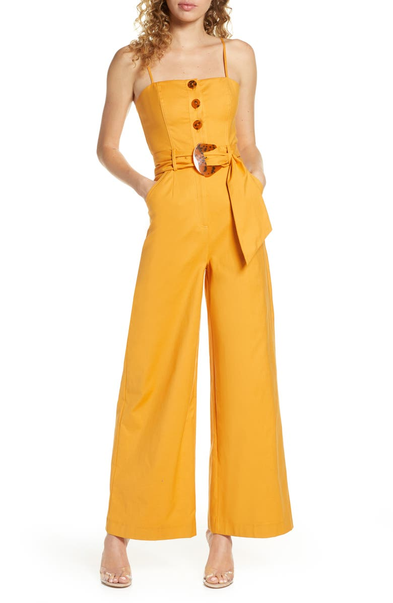 FINDERS KEEPERS Jada Jumpsuit, Main, color, 700