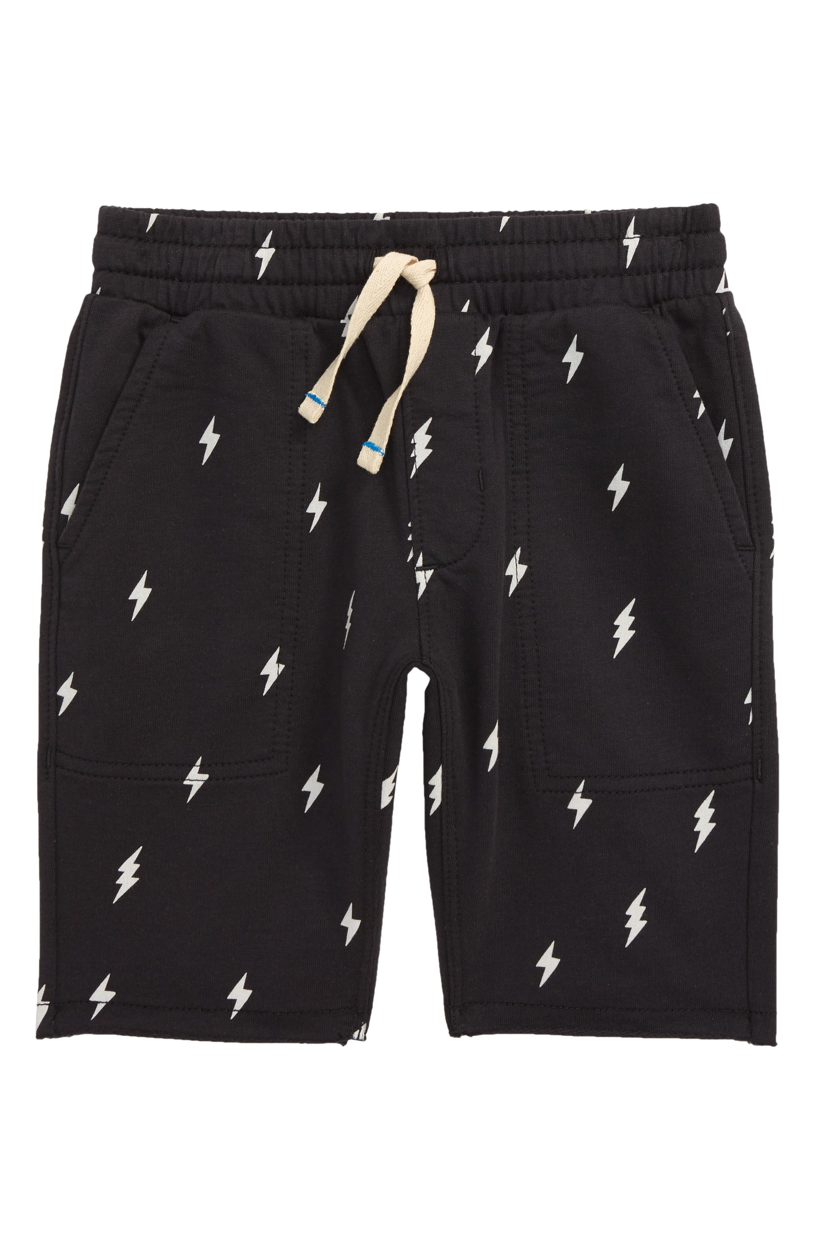 Image of Tea Collection Printed Knit Gym Shorts