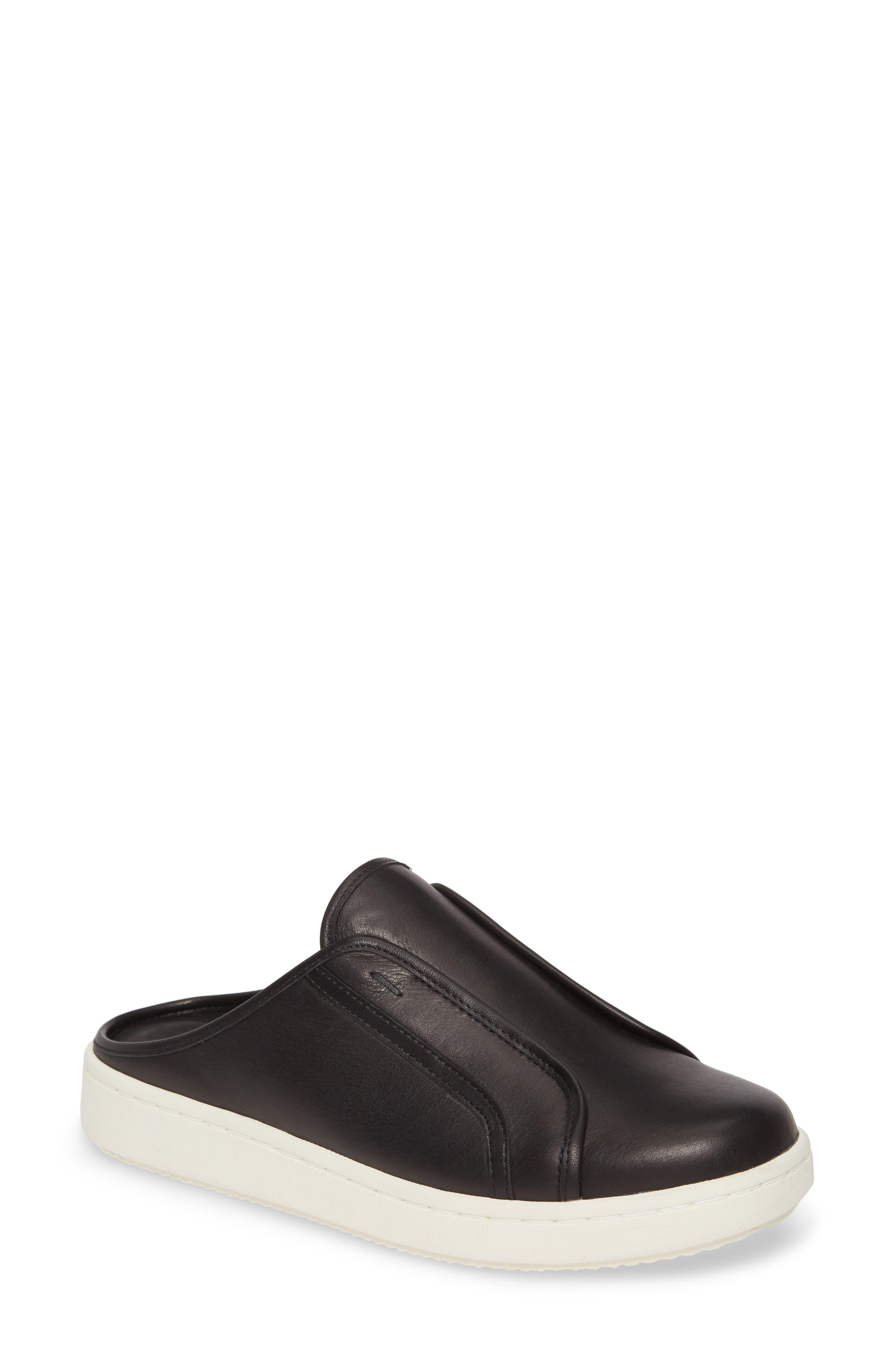 Eileen Fisher News Slip-On Sneaker- Black