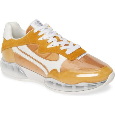Alexander Wang Stadium Low Top Sneaker - Yellow