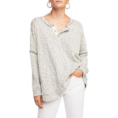 Endless Summer By Free People Sleep To Dream Knit Top, Ivory