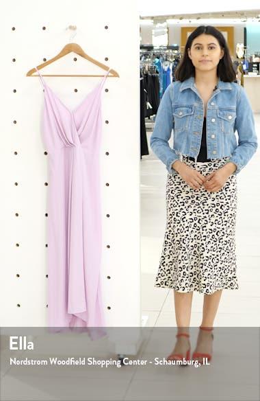 Sleeveless High/Low Dress, sales video thumbnail