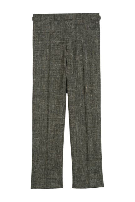 Image of Billy Reid Pintuck Tapered Pants
