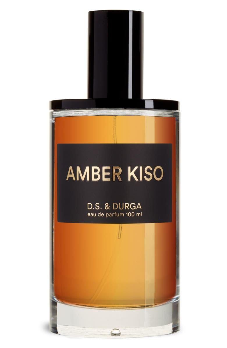 D.S. & DURGA Amber Kiso Eau de Parfum, Main, color, NO COLOR