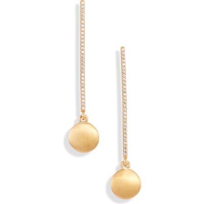 Dean Davidson Signature Pave Pendulum Drop Earrings