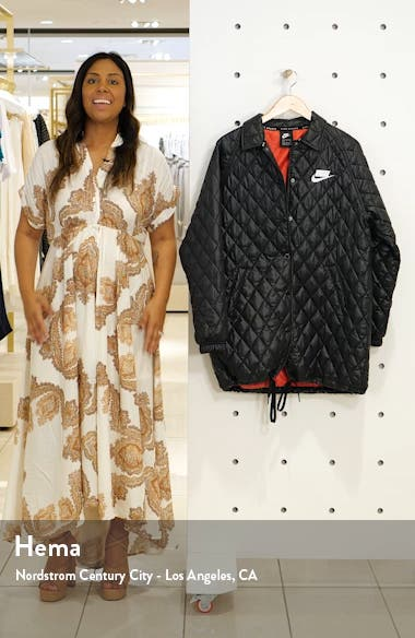 Sportswear NSW Quilted Jacket, sales video thumbnail