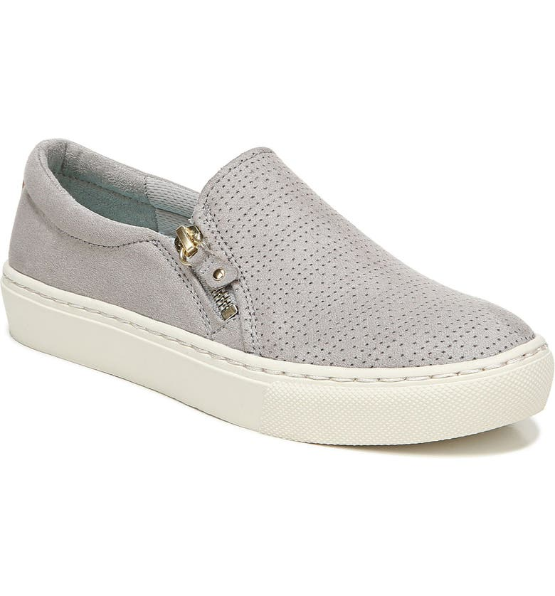 DR. SCHOLL'S No Chill Sneaker, Main, color, SOFT GREY FABRIC