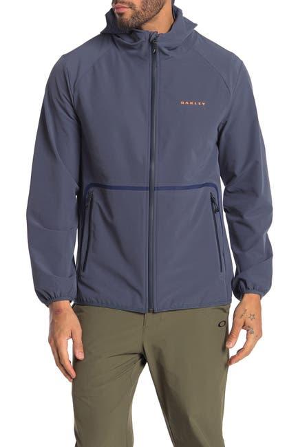 Image of Oakley Urban Commuter Hooded Front Zip Jacket