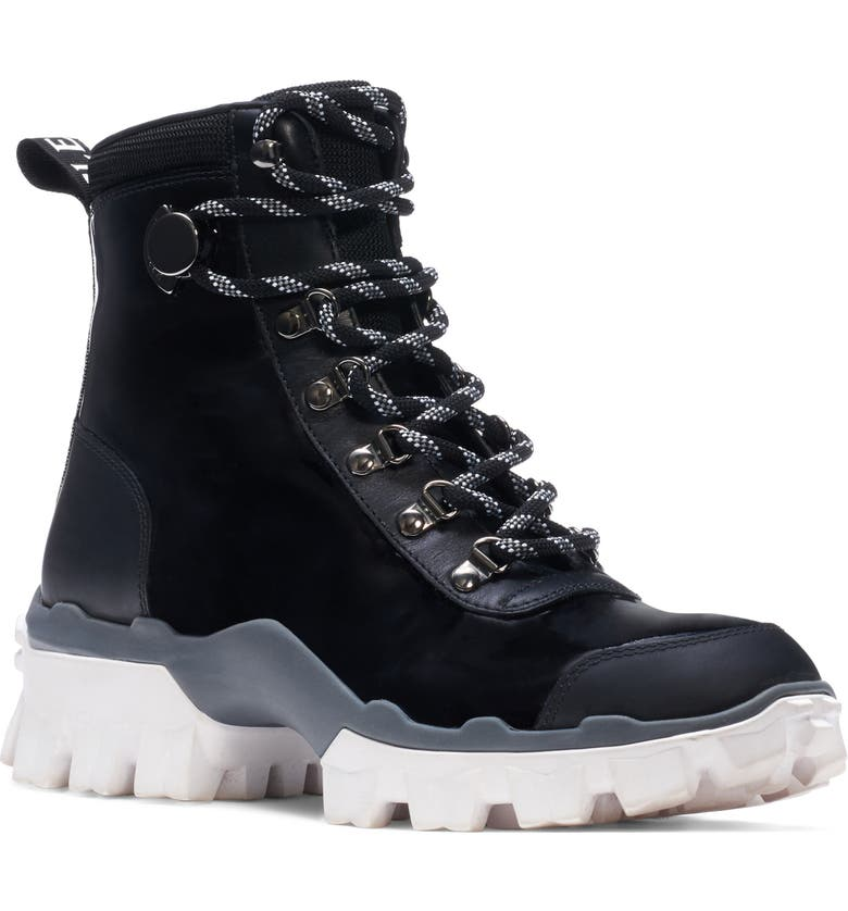 MONCLER Helis Hiking Boot, Main, color, BLACK