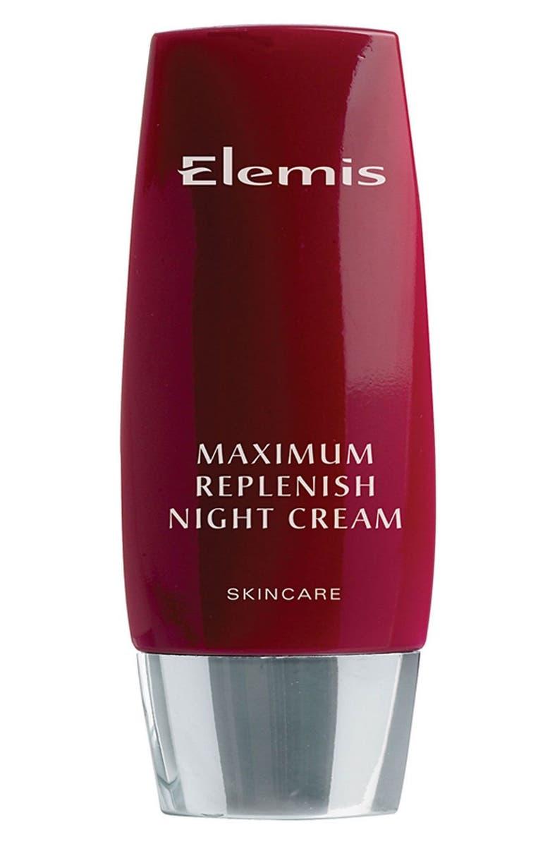 ELEMIS Maximum Replenish Night Cream, Main, color, 000