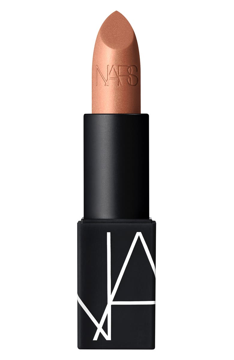 NARS Satin Lipstick, Main, color, MIRAMAR