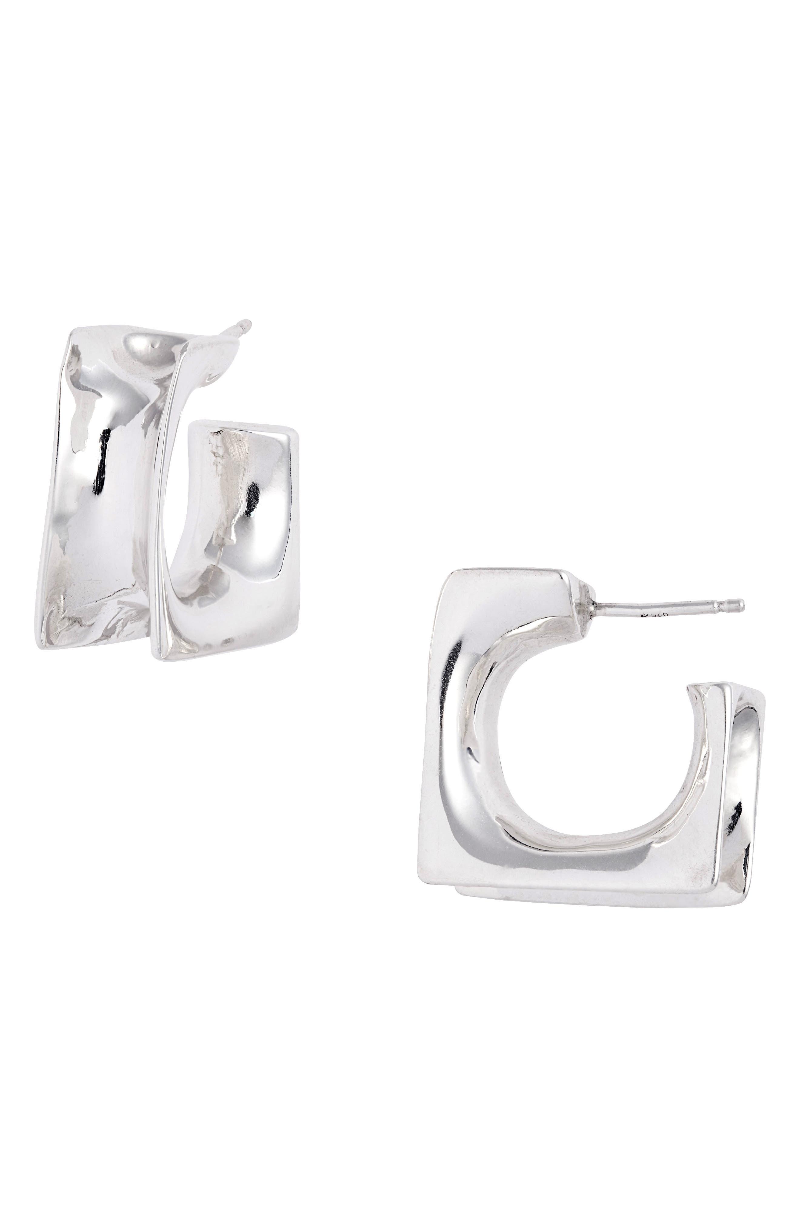 Glaon Hoop Earrings